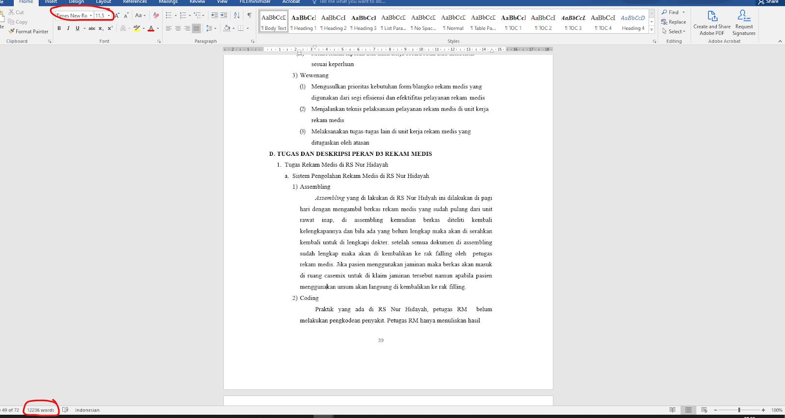 Cara Mengubah PDF ke Word Menjadi Editable Content (Bisa Di Edit)