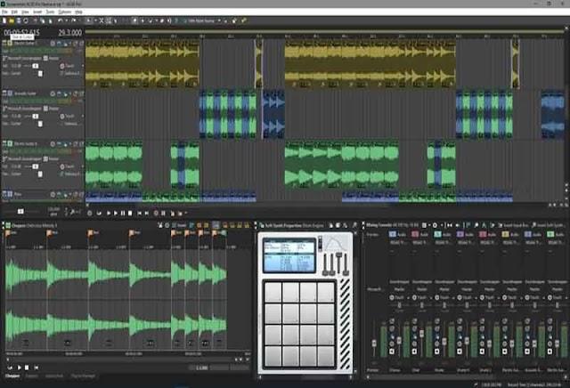 ACID Pro Next Suite 2019 - Trình chỉnh sửa âm thanh