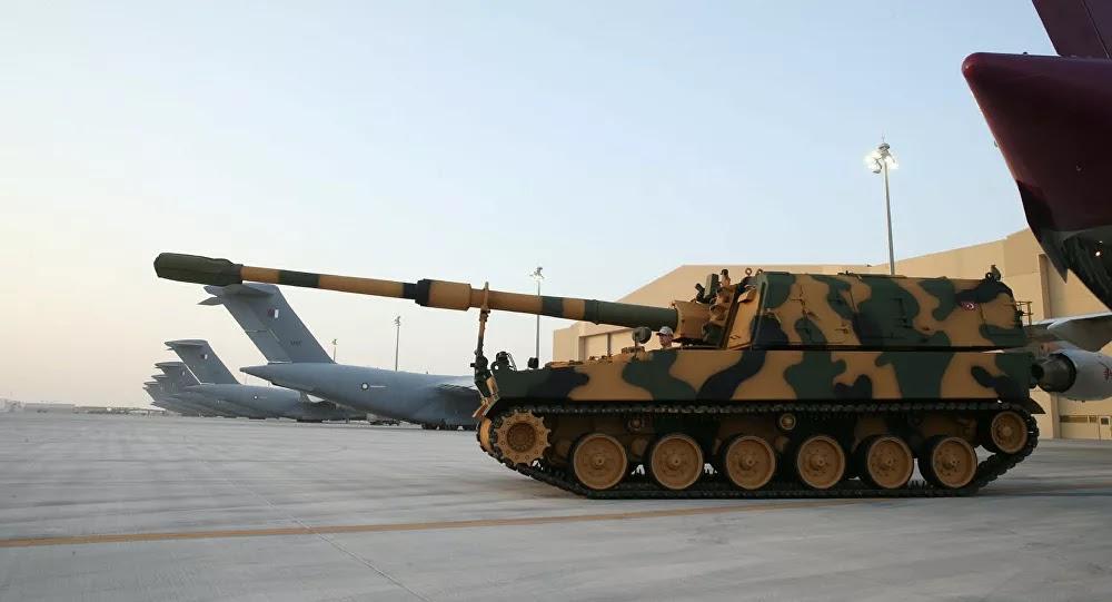 وزارة الدفاع التركية تنشر بيانا بشأن إجراء عسكري في قطر