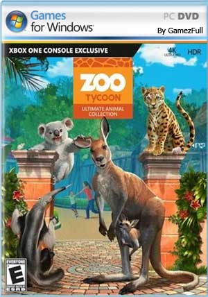Zoo Tycoon Ultimate Animal Collection [Full] Español [MEGA]