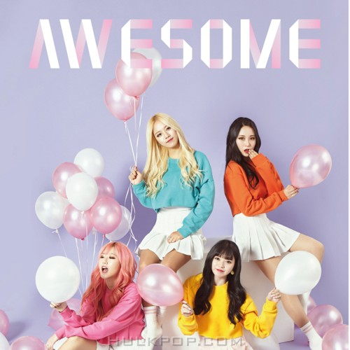 Awesome – Topping Girl – Single