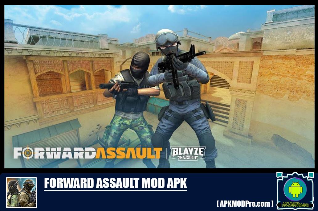 Download Forward Assault MOD APK