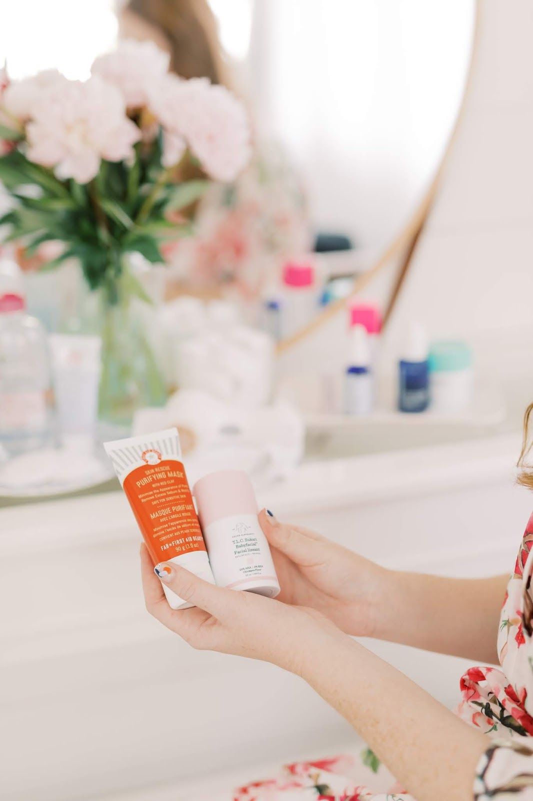 Fight Acne in Your 20s With These 3 Products. Affordable by Amanda, Tampa Beauty Blogger. Mario Badescu Drying Lotion for Acne. Jan Marini Age Intervention Duality Lotion. Drunk Elephant Sukari Baby Facial.