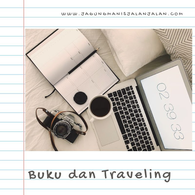 Rekomendasi Buku Panduan Traveling