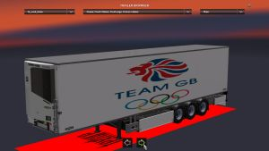 Trailer Team GB