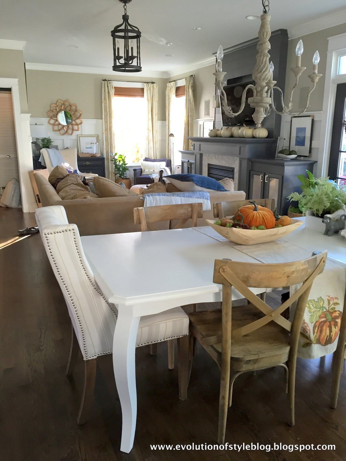 A Cabinet Painting House Call with Thrifty Decor Chick - Evolution ...