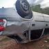Condutor de veículo morre ao perder controle de carro e capotar no Piauí