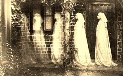 Ghost of Saint Bernadette Soubirous