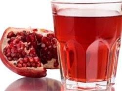 Muốn giảm stress, uống nước ép lựu?