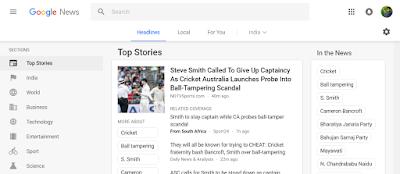 Google News Telugu