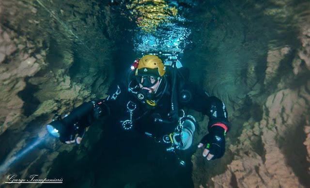 """""""Γη και Ύδωρ"""": Παρουσίαση για την ανάδειξη των υποβρύχιων σπηλαίων του Δήμου Άργους - Μυκηνών (βίντεο)"""