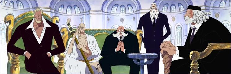 ห้าผู้คุมกฎแดนศักดิ์สิทธิ์มารีจัวร์