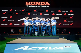 Honda celebrates 2020 with the Power of 6!
