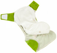 Hybrid Cloth Diaper