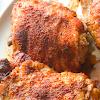 Baked Crispy Chicken Thighs Recipe