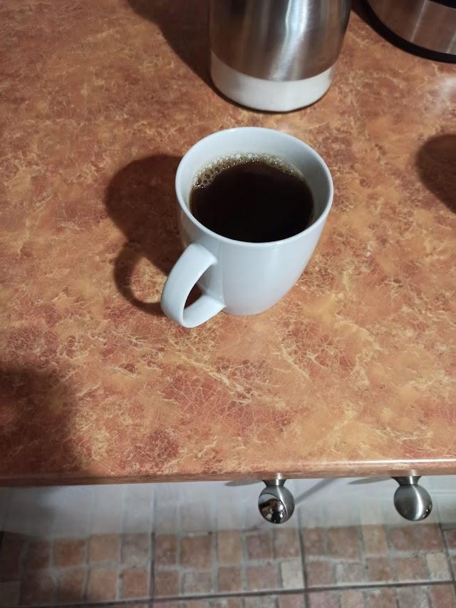 Τέλειος Ελληνικός καφέ κουπάτος