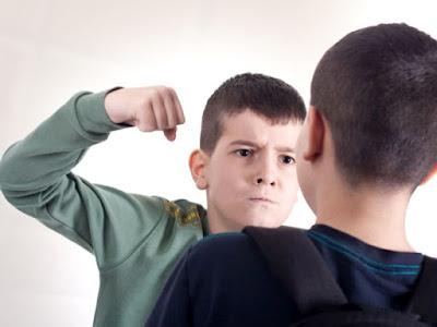 العنف وسلوك التنمر بين المراهقين