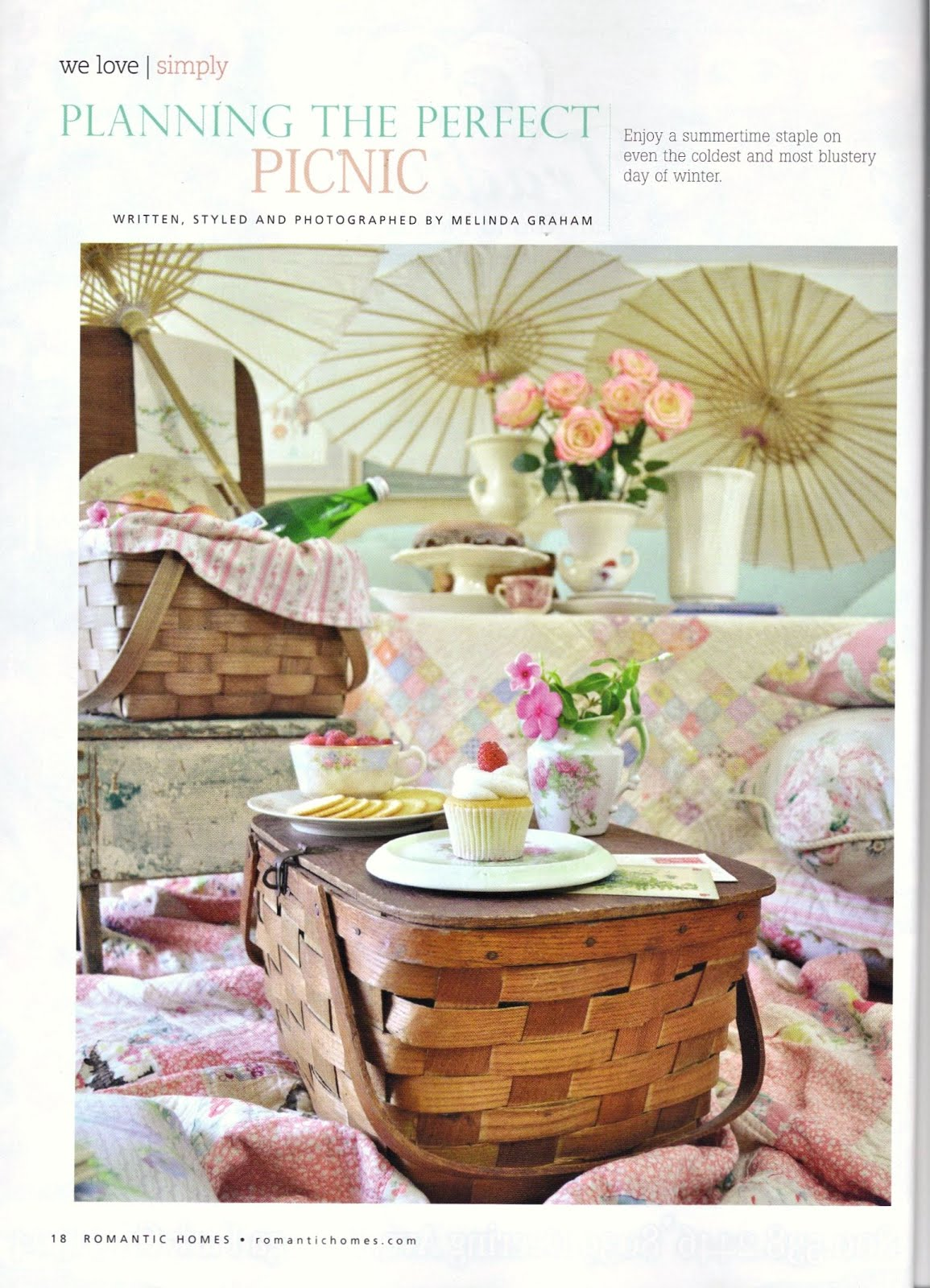 Romantic Homes Jan 2015