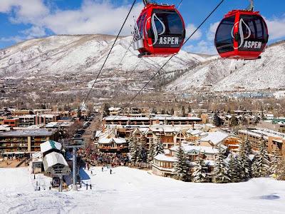 Estação de esqui de Aspen - Estados Unidos