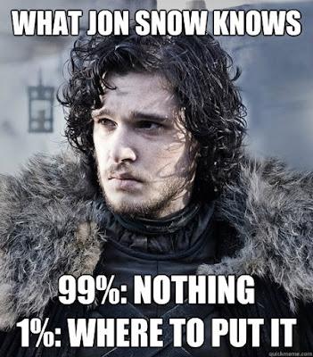 20 Funniest Jon Snow Memes In Internet Bastion News