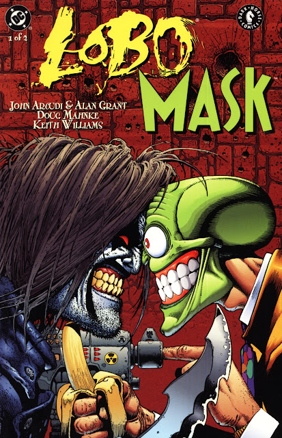 Lobo / The Mask [Completo]         ~          Opaco Comics