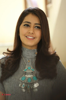 Actress Rashi Khanna Latest Pictures in Stylish Long Dress  0101.JPG
