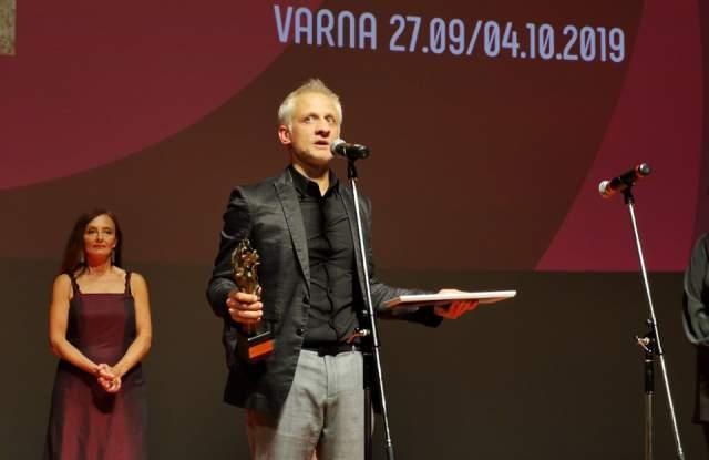 """Филмът """"Бащата"""" обра наградите на фестивала  """"Златна роза"""" във Варна"""