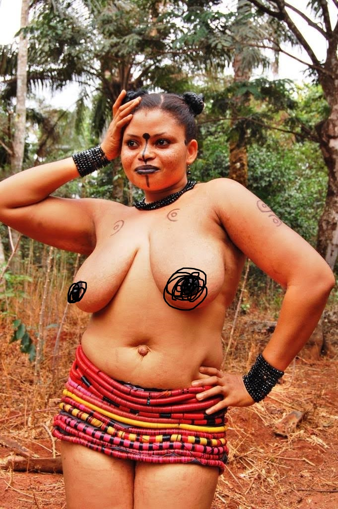 African nude boobs