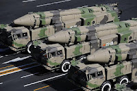 Dong-Feng 21 ballistic missiles