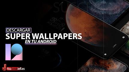 Descargar Wallpapers MIUI 12 para TU ANDROID 😍