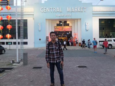 Central Market Kuala Lumpur Malaysia, Tempat Belanja Oleh Oleh