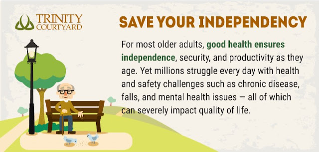 Senior Living Community: Save Your Independency