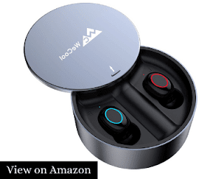 WeCool Moonwalk X3 Best Bluetooth Earbuds Under 3k