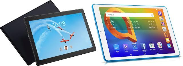 Comparativa mejores tablets 10 pulgadas de 120 euros
