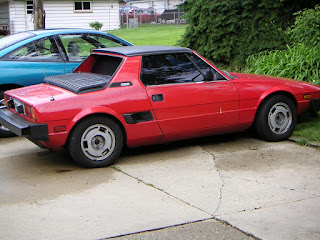 1986 Bertone X 1/9