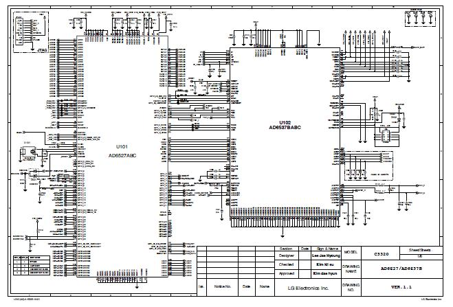 wiring diagram lg phone charger