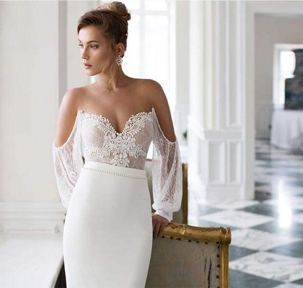 Vestidos de Noiva Sexy: como usar?