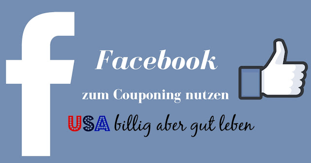 Couponer nutzen Facebook