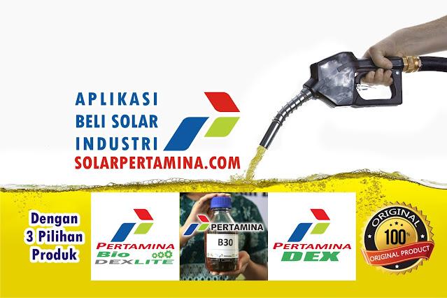 Supplier dan Distributor BBM Solar Industri Agen Resmi Pertamina