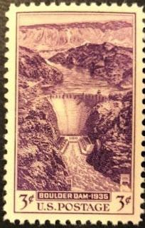 US Boulder Hoover Dam