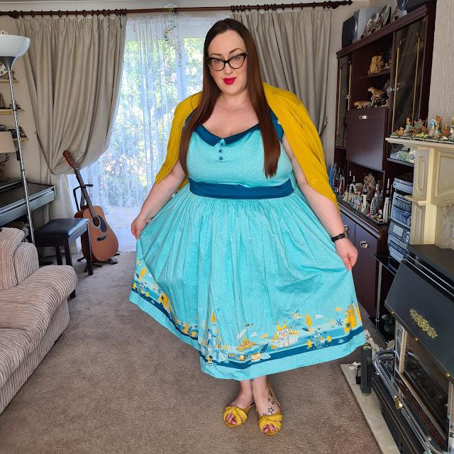 Disney dress shop park dress
