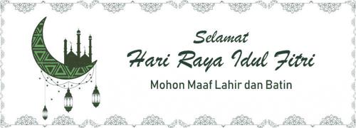 Download Desain Spanduk Ucapan Selamat Hari Raya Idul ...