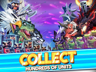 Monster & Commander Apk v1.4.6 Mod Unlimited Money Terbaru