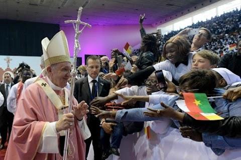 Ferenc pápa Rabatban: Az Atya szíve azt akarja, hogy mindenki üdvözüljön