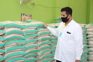 Walikota Probolinggo Pantau Persiapan Bantuan Sembako Untuk Warga Terdampak Corona