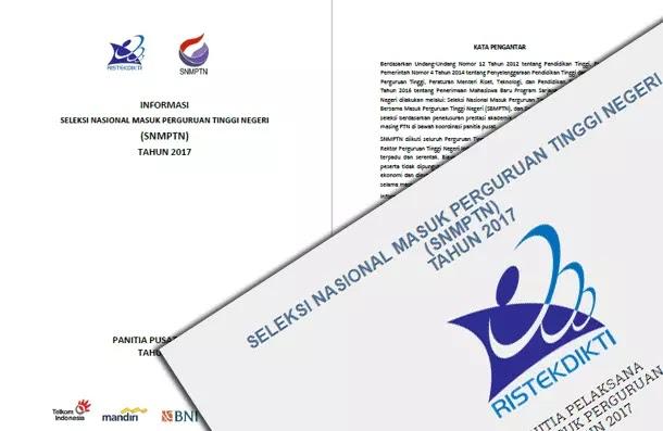 Info SNMPTN 2017