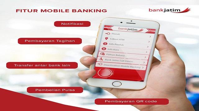 Cara Daftar Mobile Banking Bank Jatim
