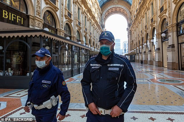 Italy will ease lockdown over next four weeks, local media reports