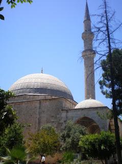 antalya'da gezilecek yerler muratpaşa camii