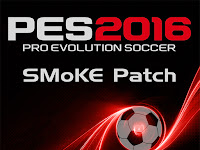 Update Patch PES 2016 dari SMoKE Patch 8.3.4